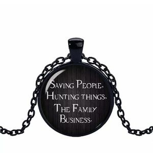Jewelry - Supernatural necklace